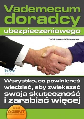 Okładka książki Vademecum doradcy ubezpieczeniowego - e-book