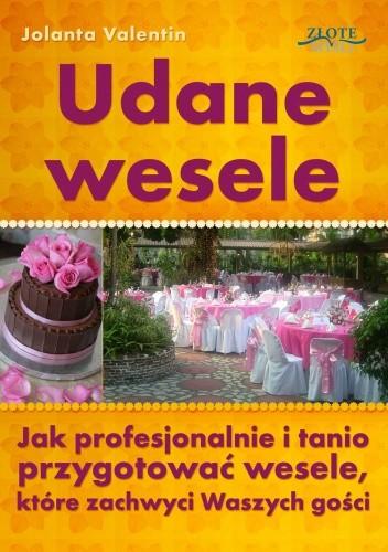 Okładka książki Udane wesele - e-book
