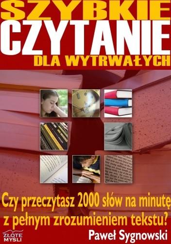 Okładka książki Szybkie czytanie dla wytrwałych - e-book