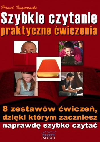 Okładka książki Szybkie czytanie - praktyczne ćwiczenia - e-book