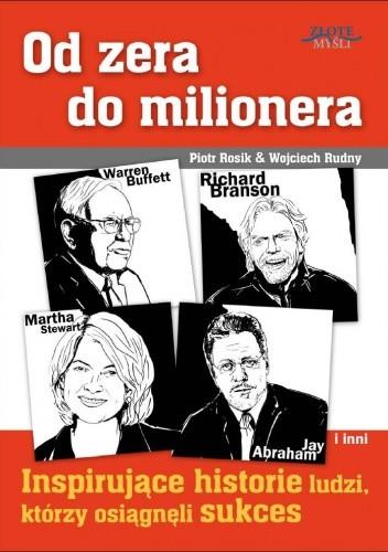Okładka książki Od zera do milionera - e-book