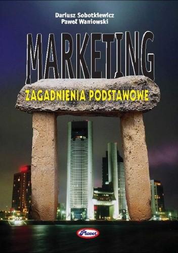 Okładka książki Marketing - zagadnienia podstawowe - e-book