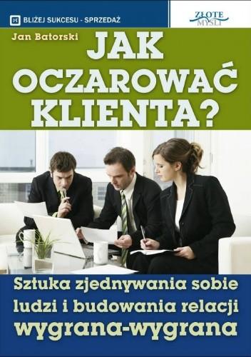 Okładka książki Jak oczarować klienta?