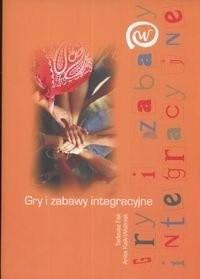 Okładka książki Gry i zabawy integracyjne