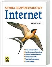 Okładka książki Szybki  bezprzewodowy Internet
