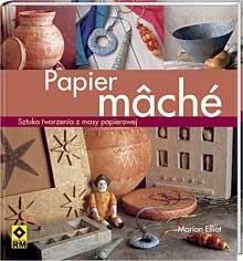 Okładka książki Papier mâché