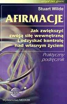 Okładka książki Afirmacje
