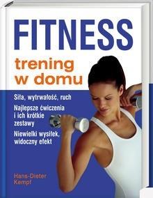 Okładka książki Fitness - Trening W Domu