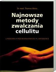 Okładka książki Najnowsze Metody Zwalczania Cellulitu