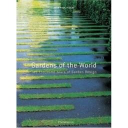 Okładka książki GARDENS OF THE WORLD - na zamówienie