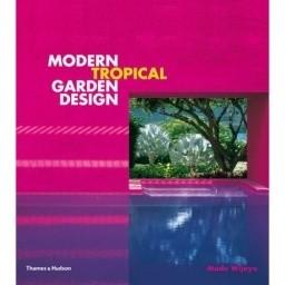 Okładka książki MODERN TROPICAL GARDEN DESIGN - na zamówienie