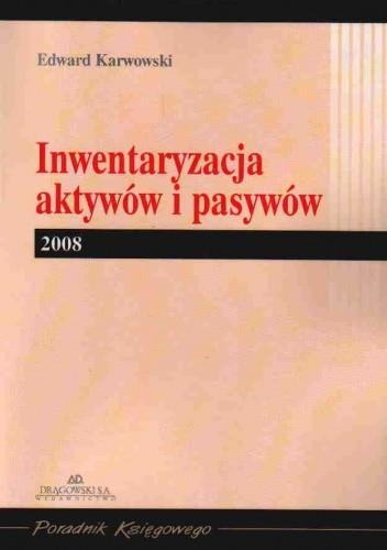 Okładka książki Inwentaryzacja aktywów i pasywów