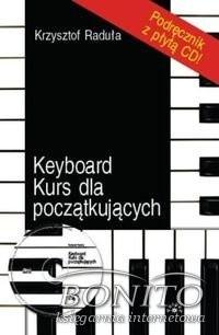 Okładka książki Keyboard kurs dla początkujących + CD