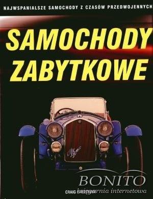 Okładka książki Samochody zabytkowe