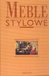 Okładka książki Meble stylowe