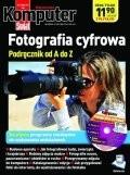 Okładka książki Komputer świat Biblioteczka Fotografia cyfrowa