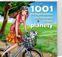 Okładka książki 1001 ekosposobów zachowania naszej planety