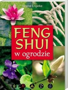 Okładka książki Feng shui w ogrodzie