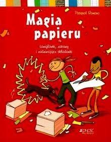 Okładka książki Magia papieru