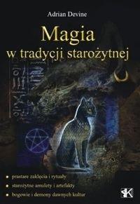 Okładka książki Magia w tradycji starożytnej