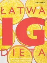 Okładka książki Łatwa dieta IG
