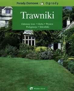 Okładka książki Trawniki