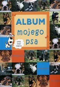 Okładka książki Album mojego psa
