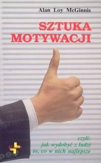 Okładka książki Sztuka motywacji