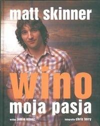 Okładka książki Wino moja pasja