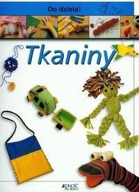 Okładka książki Tkaniny