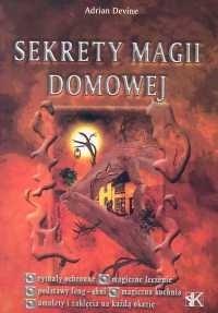 Okładka książki Sekrety magii domowej