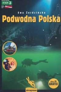 Okładka książki Podwodna Polska + CD