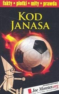 Okładka książki Kod Janasa
