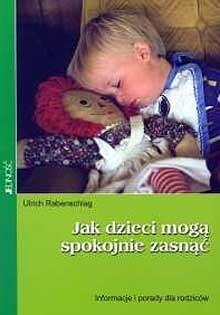 Okładka książki Jak dzieci mogą spokojnie zasnąć