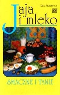 Okładka książki Jaja i mleko