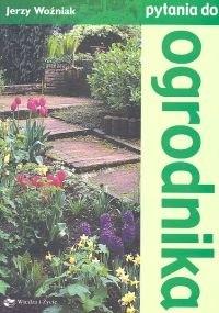 Okładka książki Pytania do ogrodnika
