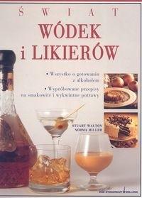 Okładka książki świat wódek i likierów