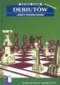 Okładka książki Szybki kurs debiutów w praktyce