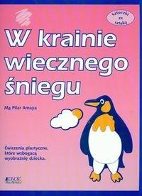 Okładka książki W krainie wiecznego śniegu. Sztuczki ze sztuką