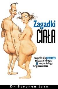 Okładka książki Zagadki ciała