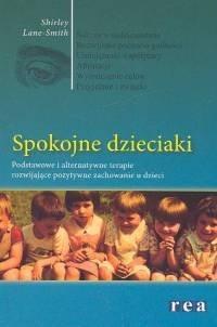 Okładka książki Spokojne dzieciaki