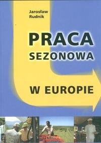 Okładka książki Praca sezonowa w Europie