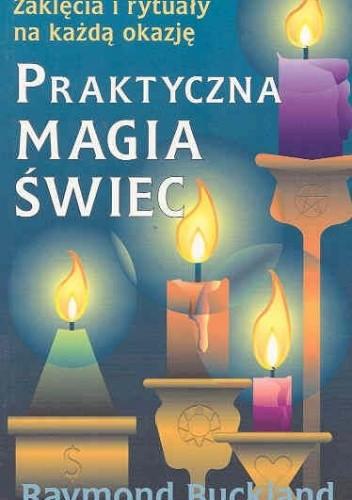Okładka książki Praktyczna magia świec