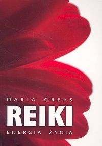 Okładka książki Reiki energia życia