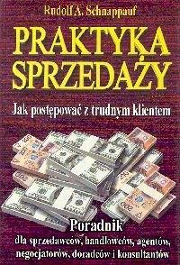 Okładka książki Praktyka sprzedaży