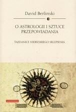 Okładka książki O astrologii i sztuce przepowiadania