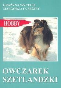 Okładka książki Owczarek szetlandzki