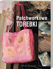 Okładka książki Patchworkowe torebki