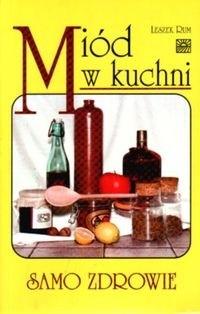 Okładka książki Miód w kuchni