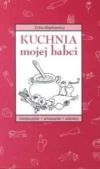 Okładka książki Kuchnia mojej babci